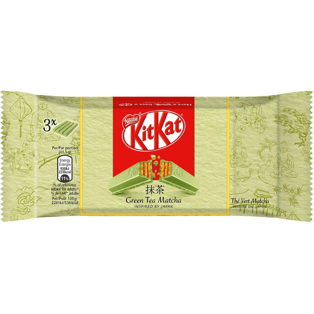 Kit Kat Th Vert X3 125g