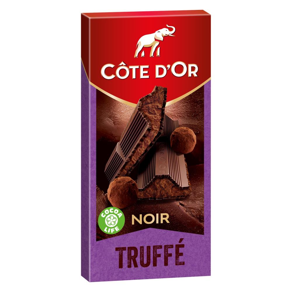 Cote D'or Truff.intens.190g