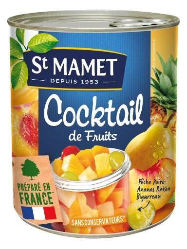 Cocktail St Mamet 850g