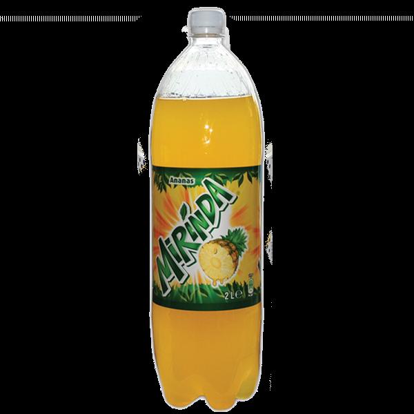 Soda Mirinda Ananas Pet 2l