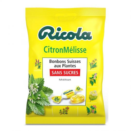 Ricola Ss Citron Melisse 70g