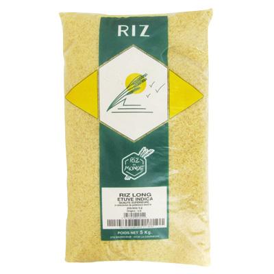 Riz Long Etuve Thaibonnet 5kg