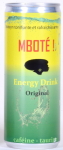 Energy Drink Original 24 x 25cl MBOTÉ