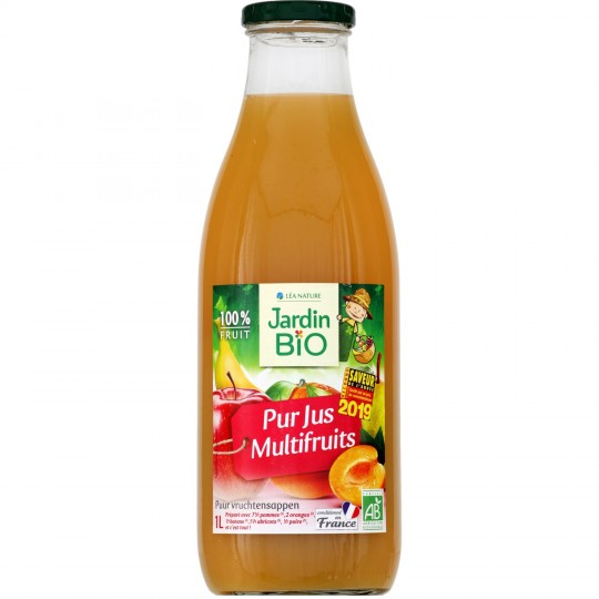 P.jus Multifruits Bio 1l