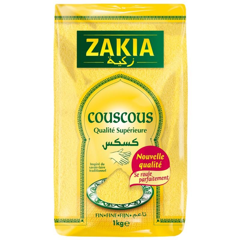 Couscous Zakia Fin 1kg