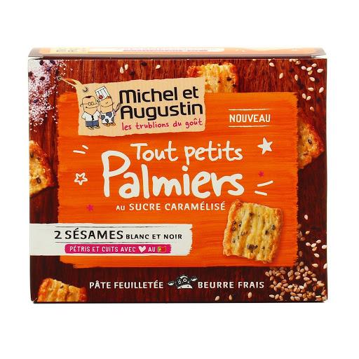 Ptt Palmiers Cara Sesame 90g