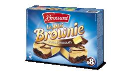 Mini Brownie Duo Chocolat 240g