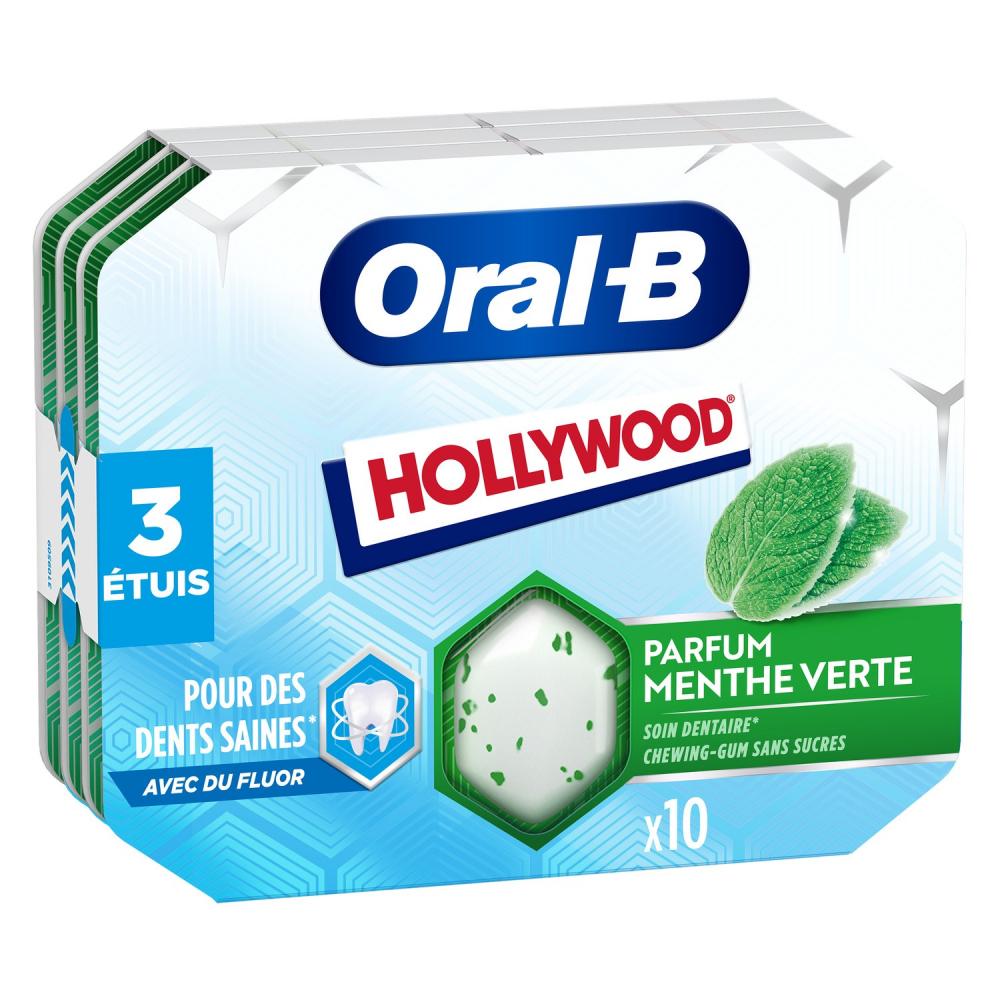 Hwd Oral-b 3x17g Menthe Chlor