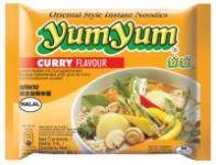 NOUILLES CHINOISES CURRY YUMYUM 90 X 60 G