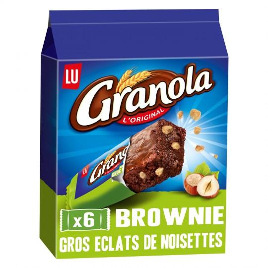 Granola Brownie Nois.indiv.180