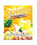 BOISSON FRUITEE INSTANTANEE KANGOO ANANAS 6 X 12 X 50 G