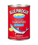 Sardines au naturel BLUE PIROGUE