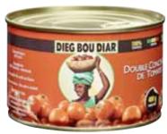 Double concentré de tomates plateaux DIEG BOU DIAR