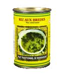Riz aux brèdes CODAL(12 x 420 g)