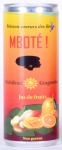 Jus Multifruits aux extraits de Gingembre 24 x 25cl MBOTÉ