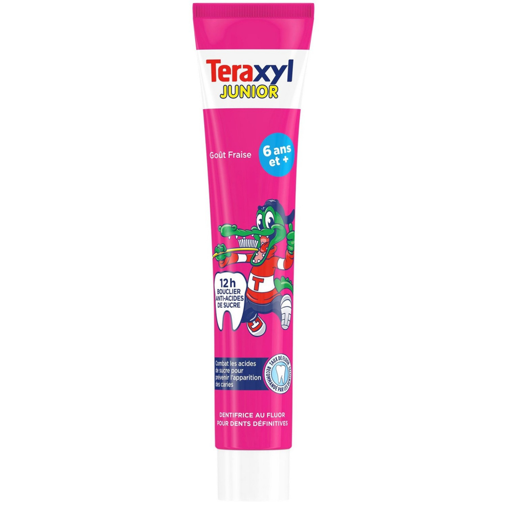 Teraxyl New Tube Jr 6+fraise 7