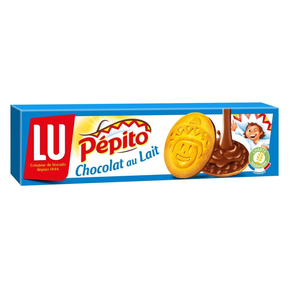 Pepito Choco Lait 192g