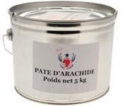 PATE D ARACHIDE ETOILE AFRIQUE BOITE METAL 5 KGS