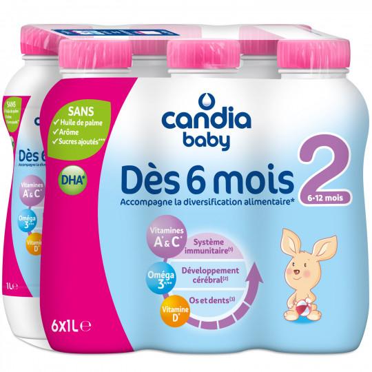 Candia Baby 2eme Age 1lx6