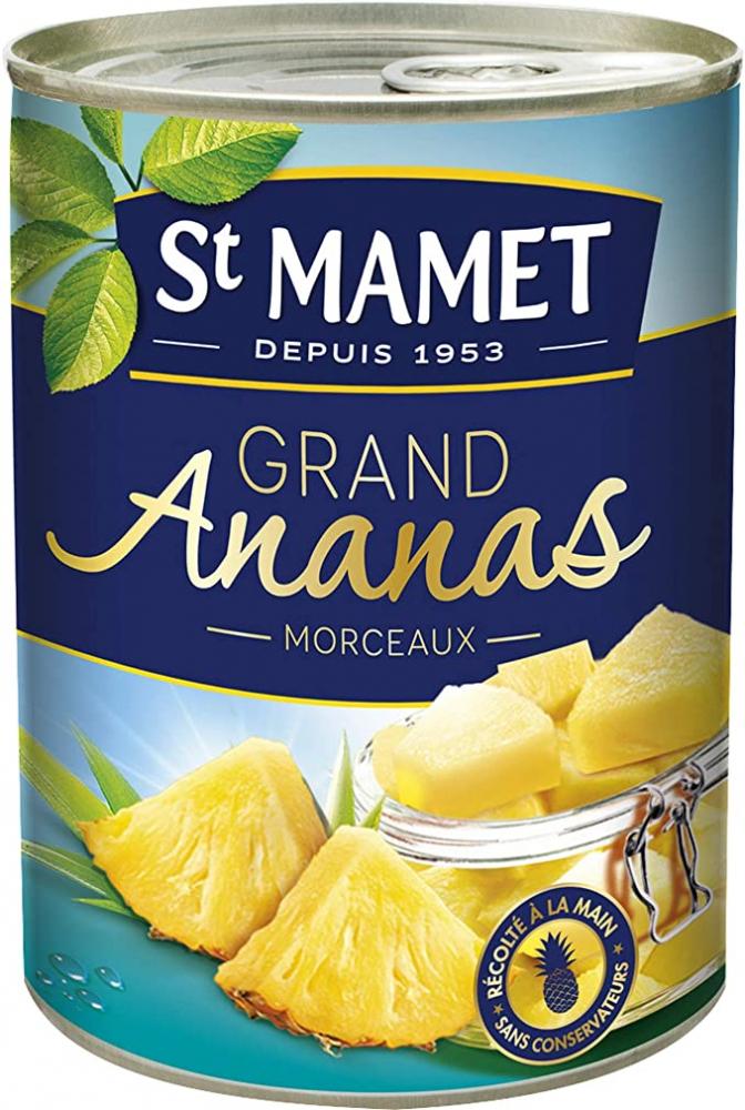 St Mamet Ananas Tr.3/4 345g