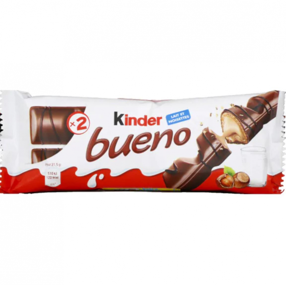Kinder Bueno T3 Pack 3x2barres