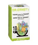 Tisane transit Dr ERNST's n°10