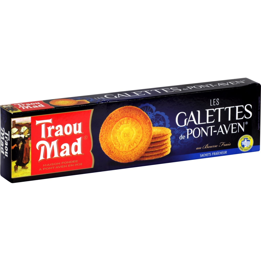Et Galette X12 98g Traou Mad