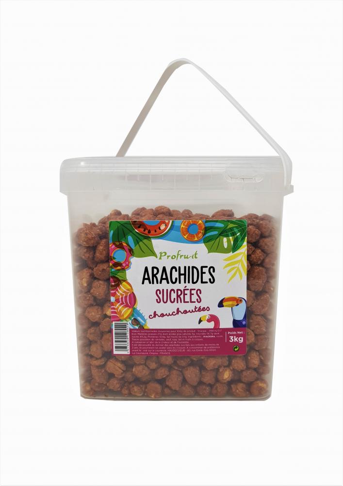 Arachides Sucrees 3kg Profuit