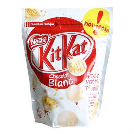 Kit Kat Ball Blanc 250g