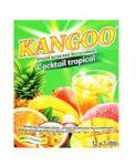 BOISSON FRUITEE INSTANTANEE KANGOO COCKTAIL TROPICAL 6 X 12 X 50 G