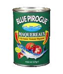 Maquereaux à la sauce tomate piquante BLUE PIROGUE