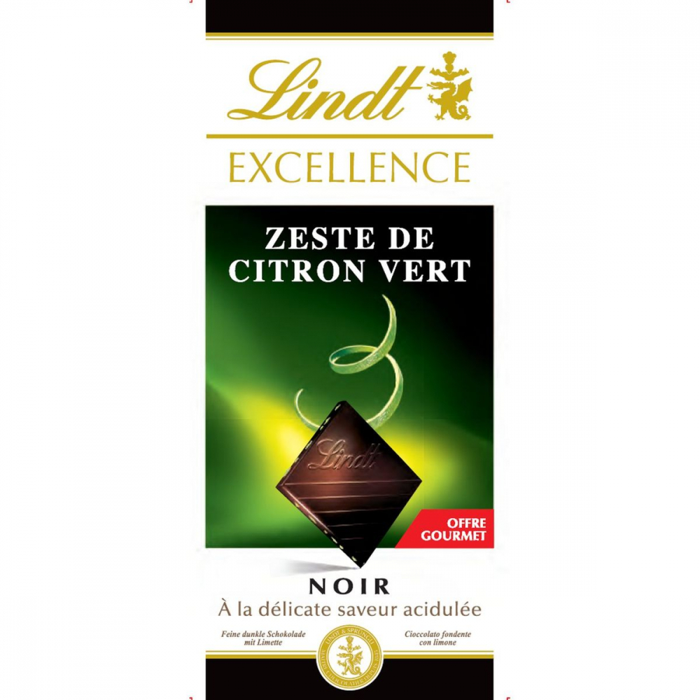 Excel.zeste  Citron Vert 100g