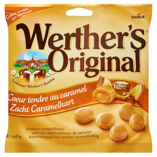 Werthers Coeur Tdre Caramel 16