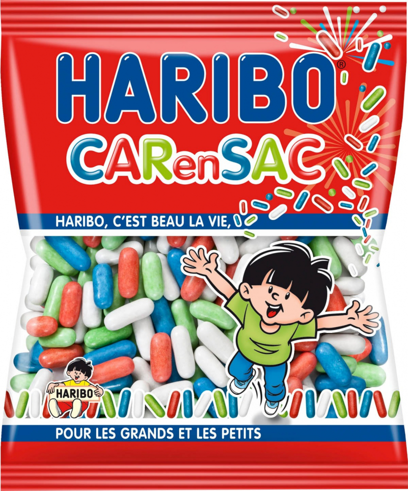 Carensac Haribo 120g