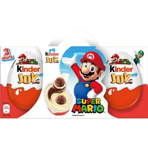 Kinder Joy T3 Pack 3 Pieces 60