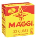 Bouillon cube MAGGI ETOILE (60 x 32 x 4 g)