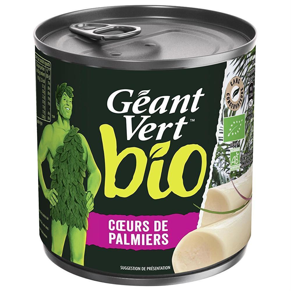 Coeurs De Palmiers Bio 220g