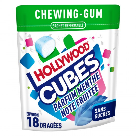 Hwd Cubes Menth.note Fruite 41