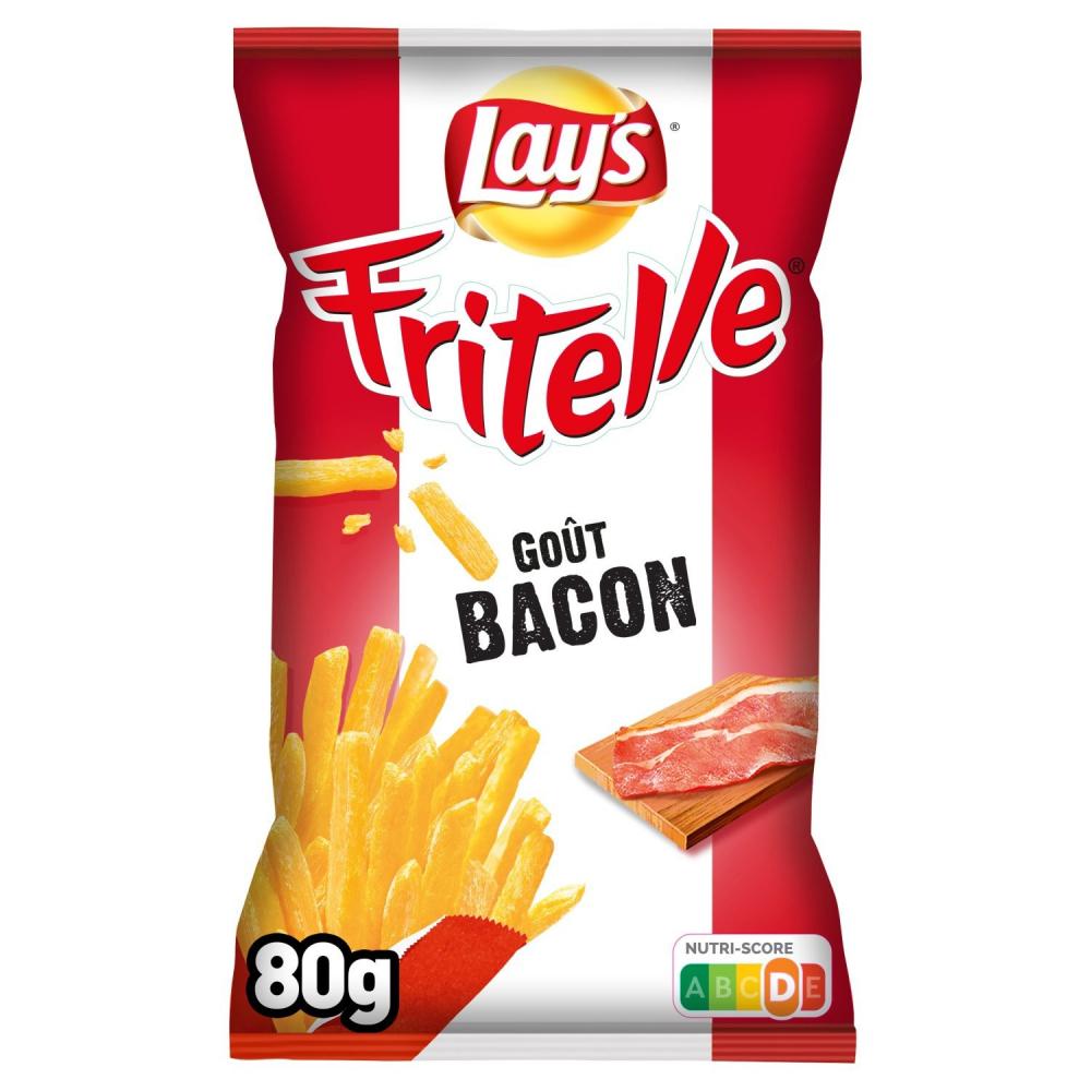 Fritelle Bacon 80g