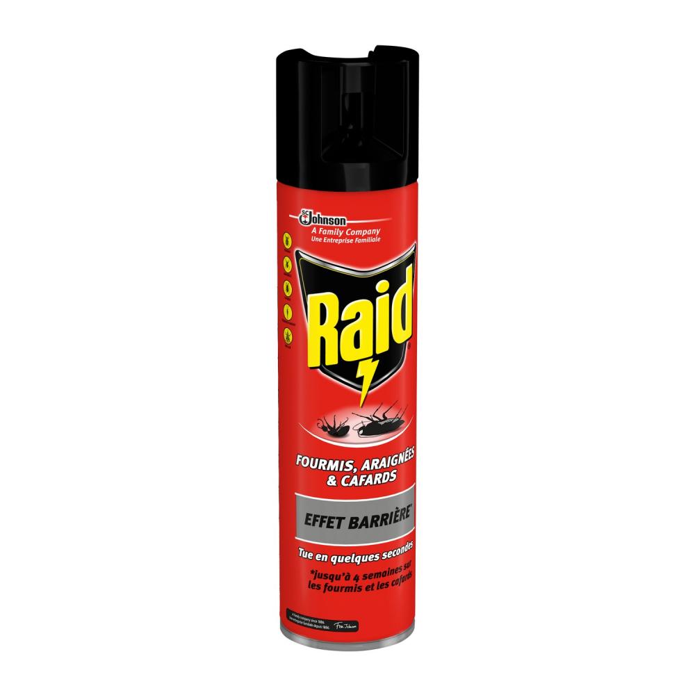 Raid Aero.four.araig.caf.400ml