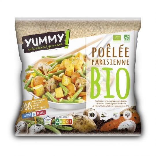 Poelee Parisien Bio Yummy 450g