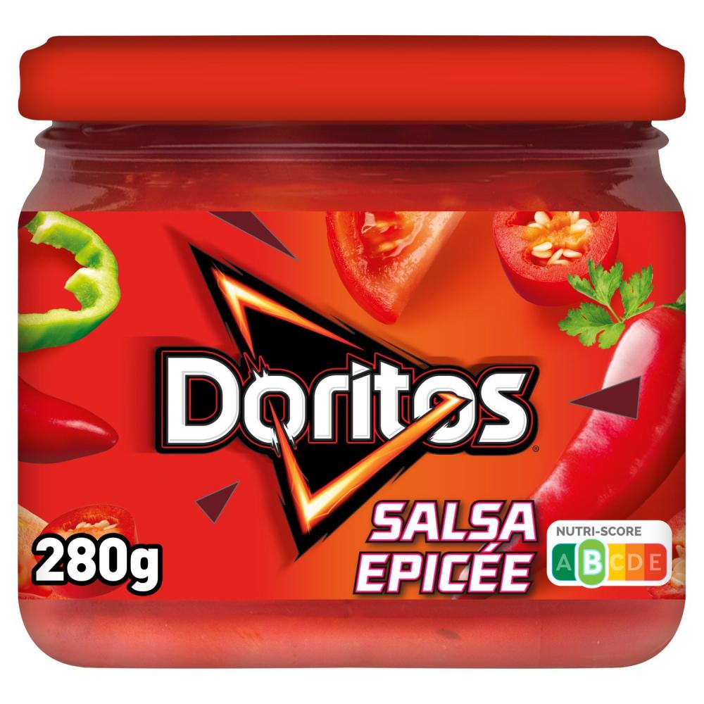 Doritos Sauce Hot 280g