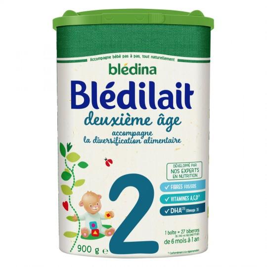 Bledilait 2eme Age 900g 6 A 12
