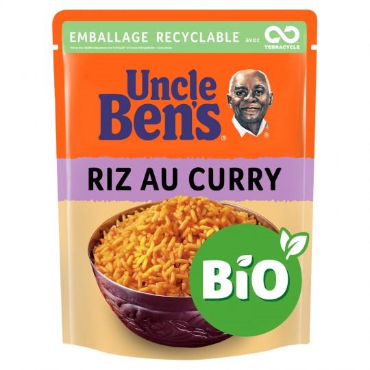 Ub Riz Bio Curry 240g