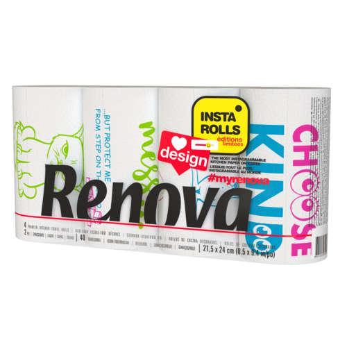Renova Et Instagrammable X4