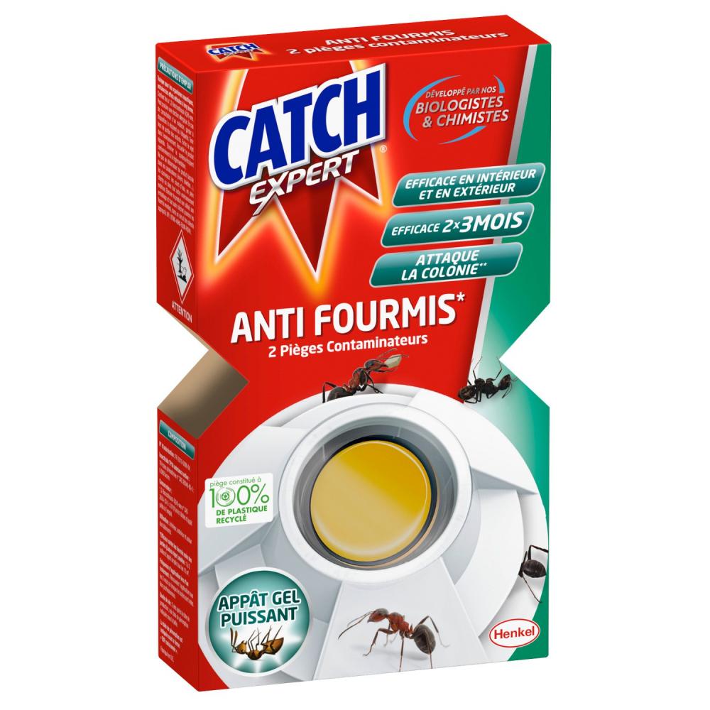 Catch.contamin.fourmis X2