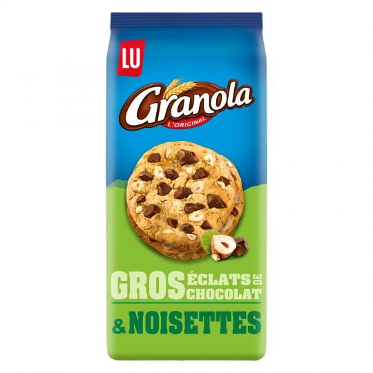 Granola.cooki.choc.nois.184g