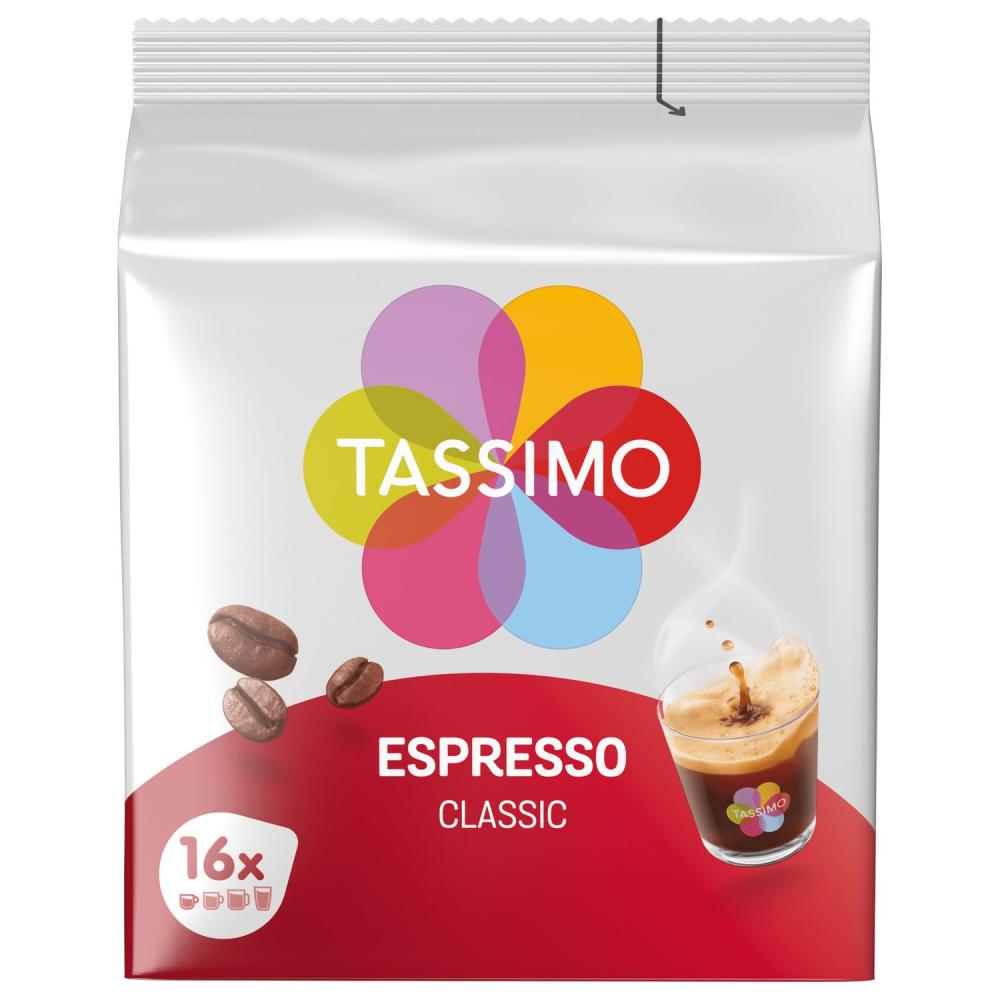 Tassimo Espresso Class X16 96g