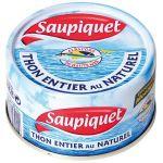 Thon Entier Naturel 4/4 Saupiquet