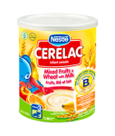 CERELAC fruits/blé/lait 400 g